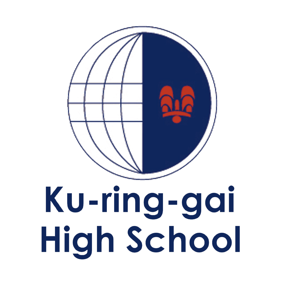 Ku-ring-gai High School logo